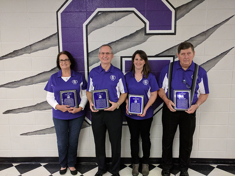 2017 inductees gilmer sports hall of fame